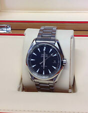 Omega Stainless Steel Case Quartz (Battery) Adult Watches