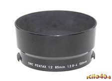 Pentax 49mm Gegenlichtblende * 85mm 1:2 + 100mm 1:2,8-4 * Geli * Lens Hood *