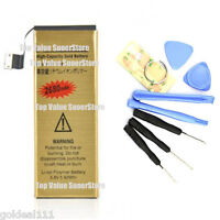 NEW High Capacity 2680mAh Replacement Gold Battery for Apple iPhone 5S + 9 Tools