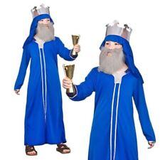 Déguisements unisexes costumes bleu taille L