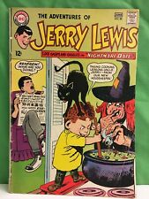 DC Comics, The Adventures of Jerry Lewis #88, Nightmare Daze, 1965 Silver Age