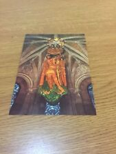 VINTAGE SCOTTISH NATIONAL WAR MEMORIAL EDINBURGH CASTLE ARTHUR DIXON POSTCARD