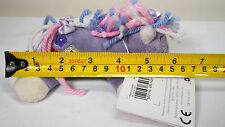 Mothercare Small Soft Toy Plush Horse Comforter Baby,  purple,  lilac (HA)