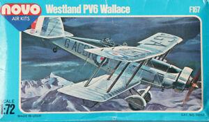 NOVO 1/72 Westland PV6 Wallace RAF