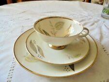 Winterling Bavaria vintage fine china Tea Trio Marktleuthen vgc