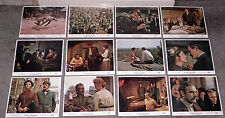 THE MOLLY MAGUIRES orig color lobby photo set of 12 SEAN CONNERY/RICHARD HARRIS