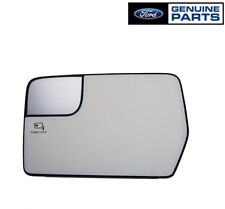 NEW 11-14 OEM F150 Left Mirror Glass Heat Signal Auto Dim Power Fold BL3Z17K707F