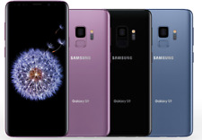 """Samsung Galaxy S9 64GB   GSM Unlocked  5.8"""" Smartphone Sprint T-Mobile AT&T"""