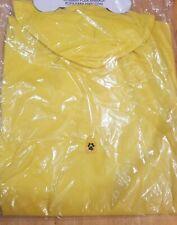DOGGIDUDS PET FASHION DOG RAIN COAT SLICKER SMALL (NO RETURNS). FREE SHIP TO USA