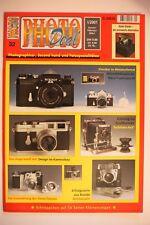 PHOTO Deal Photo Deal fascicolo 32 1/2001, Tenax, TAXONA, ambi-SILETTE, baldamatic