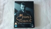 James Stewart: The James Stewart Collection (Box Set) [DVD] UK R2 DISCS VGC