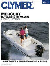 Clymer manuali MERCURIO 3 - 275 HP fuoribordo, 1990-1993 B722