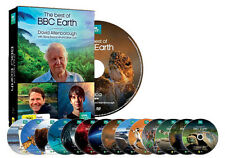 The Best Of BBC Earth DVD - David Attenborough (14 Disc Boxset) *New & Sealed*