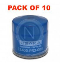 OSAKA OIL FILTER OZ79 INTERCHANGEABLE WITH RYCO Z79A (BOX OF 10)