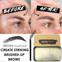 Tool Eye Brow Cream Eyebrow Soap With Brush 3D Feathery Brows Tint Fixed Gel