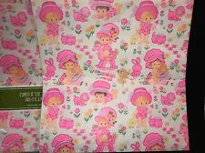 Vintage Gift Wrapping Paper Norcross Baby Bottle Lot Of 4 Pkgs 8 Sheets MCM