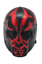 Army of Two Star Wars Cosplay Elliot CS Mask Outdoor Paintball Collection Gift