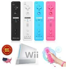 Nintendo Wii Wiimote Built in Motion Plus Inside Remote Controller