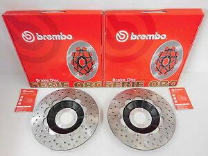 Brembo Bremsscheiben Bremse vorne komplett BMW 1000 R 100 R RS RT Classic