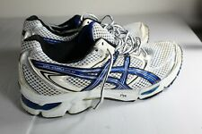 Asics Gel Cumulus 12 Running Shoes Size 11 Mens Blue White T0A1N