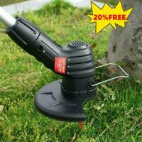 Pro Cordless Bionic Trimmer Handheld Weed String Cutter Gardening Tool Best - UK