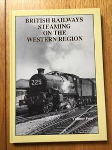 British Railways Steaming on the Western Region Vol. 4 ~ Peter Hands, VGC