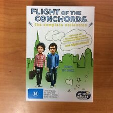Flight of the Chords - The Complete Collection - 5 Discs Excellent Condition R4