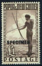 Papua New Guinea (until 1975) Single Stamps