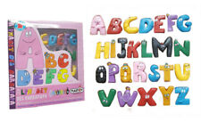 Plastoy Barbapapa Kids Alphabet Learning Character Set, Alphabet Education Set