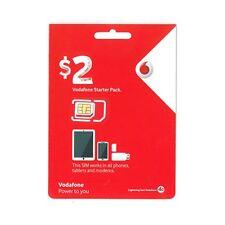 Australian Pre-Paid SIM Card Australia 3 in 1