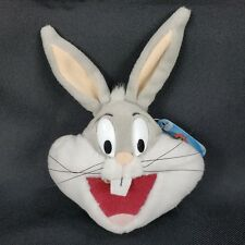 Bugs Bunny Plush Book Teachers Pets Warner Bros Scholastic 2001 with Clip New