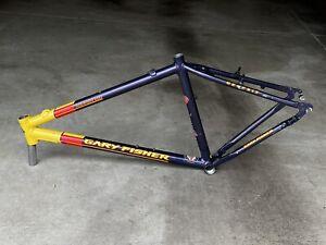"""Retro Gary Fisher Hoo Koo E Koo 26"""" Mountain Bike Frame - Genesis Team Race 2001"""