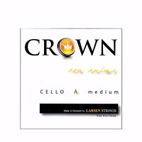 New Denmark Larsen Crown handmade Cello 4/4 Strings String Set Medium