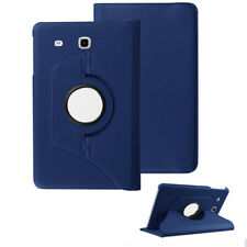 Tasche f Samsung Galaxy Tab E 9,6 zoll SM-T560 SM-T561 Klapp Schutz Hülle D.BLAU