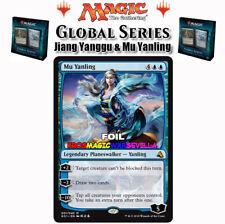 MTG GLOBAL SERIES JIANG YANGGU & MU YANLING - Mu Yanling ENGLISH FOIL