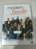 MODERN FAMILY TEMPORADA SEASON 5 QUINTA - 3 DVD ESPAÑOL ENGLISH nueva