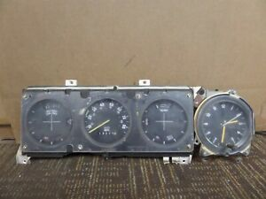 77 78 79 Mercury Cougar Speedometer Instrument Cluster 19328K Miles *PARTS ONLY