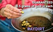 More details for gold paydirt 🇬🇧 🇬🇧 🇬🇧guaranteed 0.5 grams of 14 ct gold 🇬🇧 🇬🇧 🇬🇧