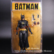 1989 Classic Batman 25th Anniversary Action Figure Movie Collection 1:12 New