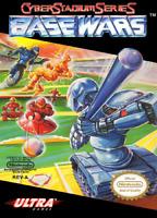 Nintendo NES Spiel - Cyber Stadium Series: Base Wars US Modul