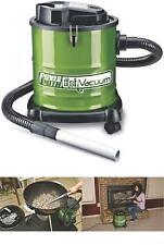 10 Amp Hot Ash Vacuum 3 Gallon Flexible Hose & Metal Nozzle With Quiet Motor