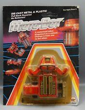 MOC vintage MOTO BOT Pickup truck 1984 Intex Zee toy Motobot robot gobot vehicle
