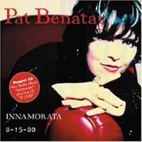 Pat Benatar | 2 CD | Innamorata-08-15-80 (1998)