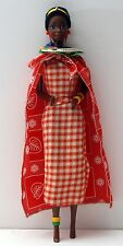 Collector Edition Barbie Dolls of the World - Kenyan African Barbie Doll! Lot D6