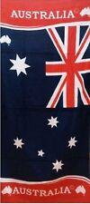 Aussie Flag Beach Towel Souvenir 100% Cotton Australian Flag 130 x 75 cm