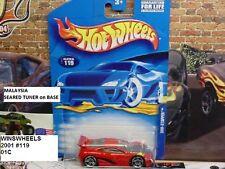 HOT WHEELS 2001 #119 -1 SHO STOPPER 01CA PR 5 MALAYSIA