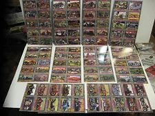 1993 American Vintage Cycles Trading Card Set on Uncut Sheets Pictures Indian HD