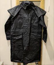 Oilskin Trail Duster Coat Jacket by Chrome Gear