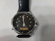 Orologio uomo vintage Seiko H601-802A Pre Arnie quartz (batteria) 40 mm