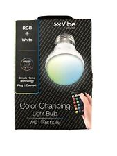 Vibe E-ssential Color Changing Light Bulb with Remote (FREE SHIPPING)